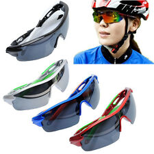 Sport Cycling Bicycle Bike Riding UV400 Protective Sun Glasses Eyewear SU