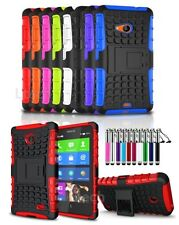 Sony Xperia X Heavy Duty Shockproof Case Stand & Ret Pen