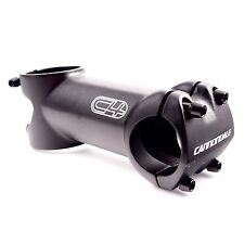 "New Cannondale C4 1-1/2"" x 31.8mm Stem 7deg  Aluminum Stem 60-80-90-100mm"