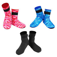 Neoprene Socks Snorkeling Boots Water Sports Diving Scuba Swimming Surfing Socks