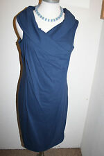 %% FOXS Dress Mambrosa taupe,turquoise,blue,red,Gr.36,38,40,42,44,46 neu ,Label
