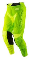 Troy Lee Designs Gp Air Pant 50/50 Fluo Yellow Green Neon Yellow 2017
