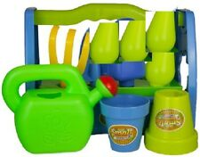 WATER PIT WATERING CAN OUTDOOR PLAY AREA SHELL CHILDRENS PLAY TOOLS