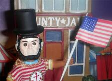 Fourth of July Abraham Lincoln fits Fisher Price Loving Family Dollhouse Dolls