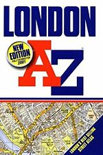 A-Z London (Street Atlas), Geographers A-Z Map Company, Used; Very Good Book