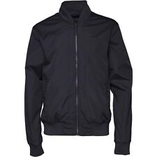 French Connection Mens FCUK Sport Baseball Jacket Marine Blue ALL SIZES