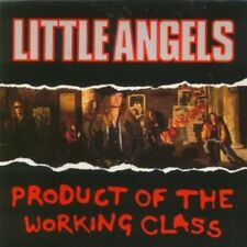 "LITTLE ANGELS Product Of The Working Class 7"" VINYL UK Polydor 1991 7"" Edit"