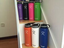 32oz/40oz Hydro Flask Insulated Stainless Steel Water Bottle Wide Mouth Tumbler