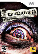 Manhunt 2 (Nintendo Wii) Complete FAST SHIPPING