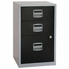 BISLEY 2 & 3 DRAWER A4 LOCKING FILING CABINET RED BLUE FREE DEL SPECIAL OFFER