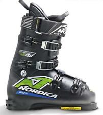2014 Nordica Dobermann World Cup EDT 150 Ski Boots Black