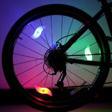 Bike Bicycle Cycling Colorful Spoke Wire Tire Tyre Wheel LED Bright Light Lamp