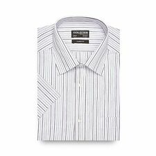The Collection Mens Purple Striped Print Regular Fit Shirt From Debenhams