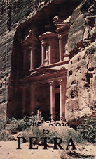 The Road to Petra: A Short Illustrated Guide to East Jordan