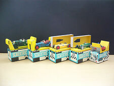 Scalextric Reproduction Boxes