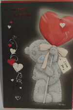 Me To You Valentines Day Cards Various Designs - Boyfriend/ Fiance