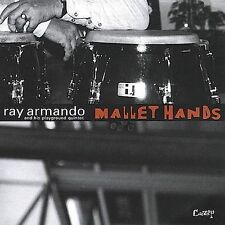 Mallet Hands by Ray Armando (CD, Sep-2000, Cubop Records)  LIKE NEW PROMO!