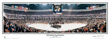 NHL Anaheim Ducks 2007 Stanley Cup Champions Panoramic Poster 4015