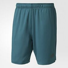 adidas Performance SPEEDBREAKER PRIME MENS SHORTS,MYSTERY GREEN-Size S,M,L Or XL