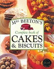 Mrs.Beetons Complete Book of Cakes and Biscuits (Mrs Beetons Cookery Collectn 3)