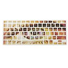 """Keyboard Cover Sillicone Skin Protector for Macbook 13-15"""" Laptop Desktop PC"""