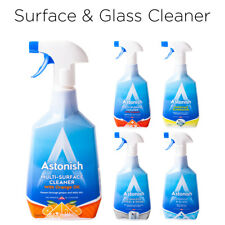 Multi Surface Spray, Window, Steel & Tile Cleaner Spray For Kitchen or Bathroom