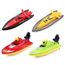 New RC Boat Outdoor Children Toys Radio Control RC Waterproof Mini Electric Boat