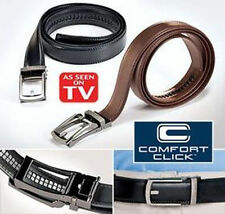 "NEW 2017 Comfort Click Belt for Men Automatic Lock Belt 28""-48"" As Seen on TV"