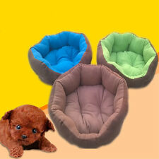 New Puppy Dog Bed Cat Mat Soft Warm Double Sided Pet House Sofa Rabbit Pet Beds