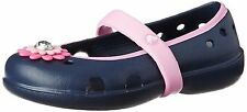 Crocs 1008481girls crocs Keeley Petal Flat (Toddler/Little Kid)