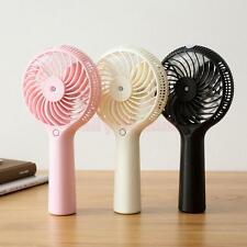 Portable Handheld Mini Fan Mute Battery Operated for Cooling for Outdoor