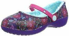 crocs Karin Graphic Lined Clog - K Mary Jane- Choose SZ/Color.