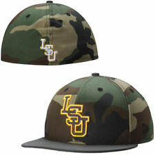 New Era LSU Tigers Camo Camoflect 59FIFTY Fitted Hat - College