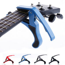 High Quality Tune Quick Change Key Clamp Trigger Acoustic Electric Guitar Capo y
