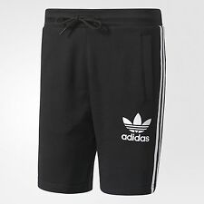 adidas Originals CLFN MEN'S FRENCH TERRY SHORTS Regular Fit, Black - XS, S Or M