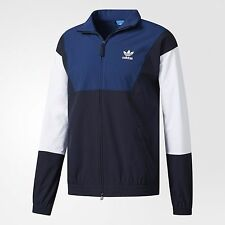 adidas Originals ORIDECON MENS TRACK JACKET Full Zip,Legend Ink-Size L,XL Or 2XL
