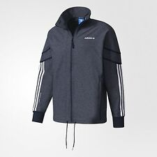 adidas Originals CLR84 MEN'S TRACK JACKET Legend Ink/White - Size XS, S Or M
