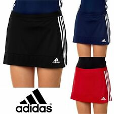 adidas CLIMALITE T16 Girls Tennis Skort Kids Sport Hockey Team Shorts & Skirt