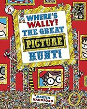 Wheres Wally? The Great Picture Hunt, Handford, Martin, Used; Very Good Book