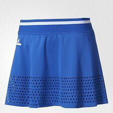adidas by Stella McCartney WOMEN BARRICADE SKIRT Bold Blue/White-2XS,XS,S,M Or L
