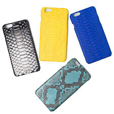 Kanthima Genuine Python Skin Leather Case Cover For Apple iPhone 6 Plus 6s Plus