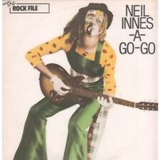 NEIL INNES A-Go-Go LP VINYL UK United Artists 1973 11 Track Rock File Issue