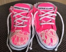 ,HANDMADE,BABY,GIRLS,INFANT, SHOES,TRAINERS,SNEAKERS,LACES,