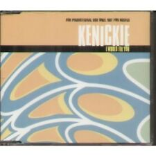 KENICKIE I Would Fix You CD UK Emi 1998 1 Track Promo In Special Sleeve