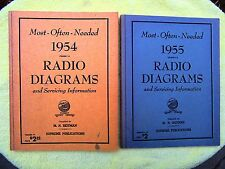 Most-Often-Needed Radio Diagrams & Servicing Information 1954-1969 MN Beitman(N)
