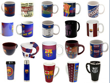 FC Barcelona Jumbo Mug Travel Mug Latte/Coffee/Tea Tub  Christmas Birthday Gift