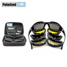 Polarized Cycling Glasses Daisy C5 Military Sunglasses Sport Outdoor Bike Goggle