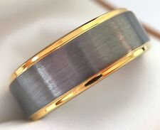 Mens Tungsten Ring, Wedding Bands,Tungsten Wedding Rings, His, Her Wedding Ring