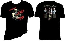 Jethro Tull T shirt, Ian Anderson, Too Old To Rock N' Roll, 2017 Concert Tour