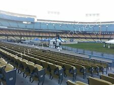 2 Chicago Cubs vs Los Angeles Dodgers 5/27 Tickets 9th Row Field On the Aisle